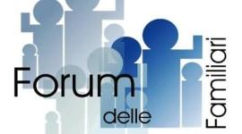 Il logo del Forum delle Associazioni Familiari