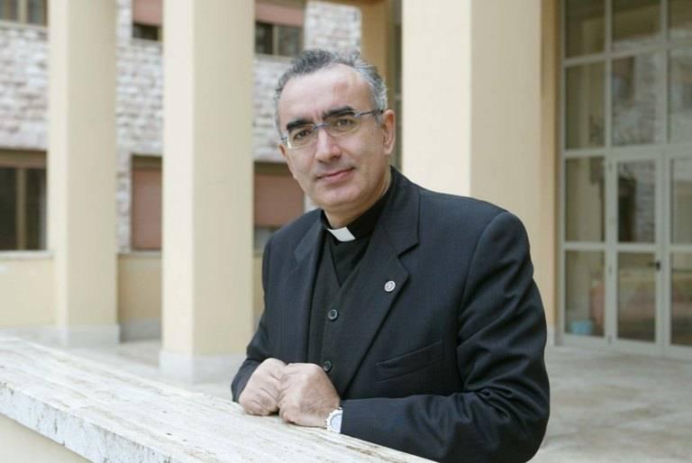 Monsignor Antonio Staglianò