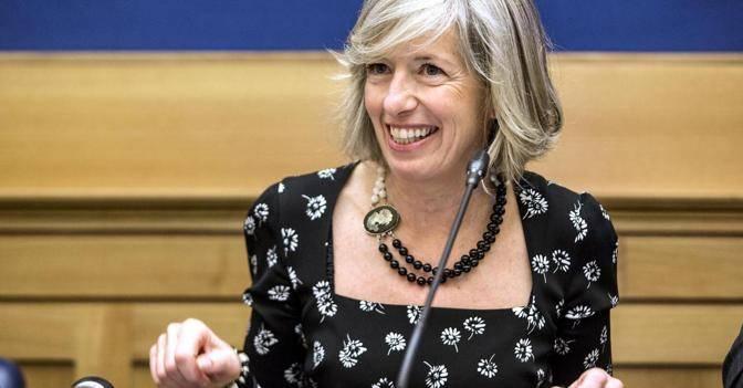 Il ministro dell'Istruzione Stefania Giannini.