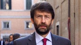 Il ministro dei Beni Culturali Dario Franceschini.