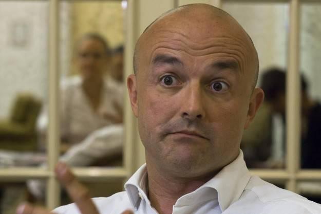 Il giornalista Gianluigi Nuzzi