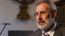 Il rabbino capo di Roma, Di Segni.