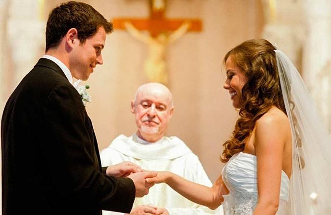 Matrimonio Romano Cristiano : Luxuria al matrimonio di eva grimaldi e imma battaglia ilgiornale